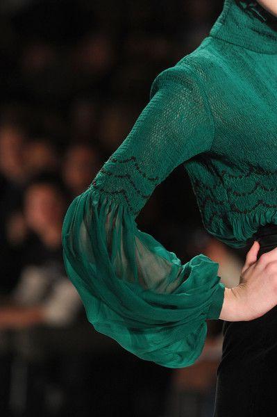 Zang Toi at New York Fashion Week Fall 2011 - Livingly