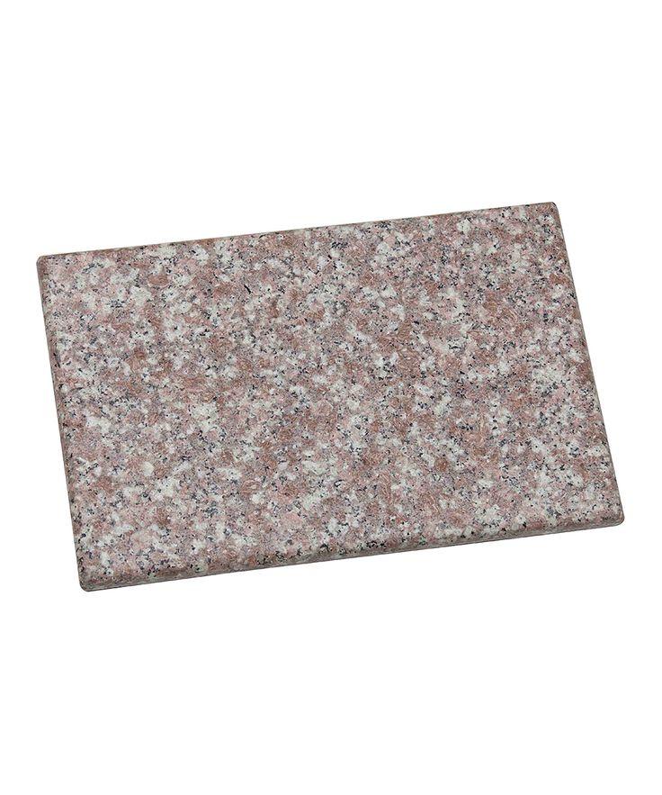 Brown 8'' x 12'' Granite Cutting Board