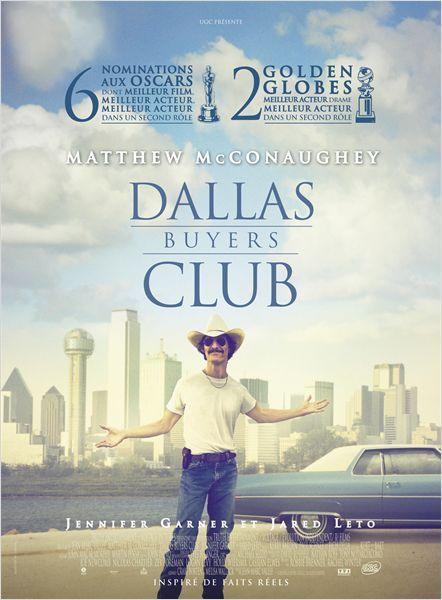 SallesObscures.com - Concours Dallas Buyers Club : Gagnez vos places de cinéma : cinéma et DVD