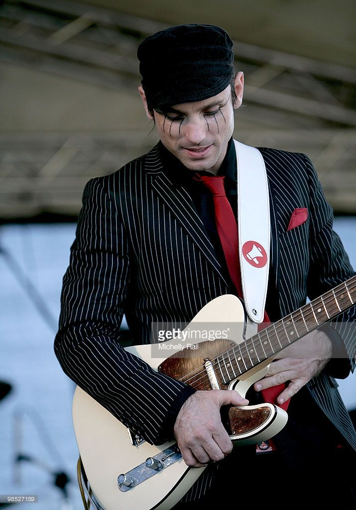 Kahn Morbee of The Parlotones performs at the Dow Live Earth Run for Water where a 6km run was undertaken to stress the average distance millions Worldwide walk in order to get drinking water every day, at the Spier Wine Estate on April 18, 2010 in Cape Town, South Africa. 2010