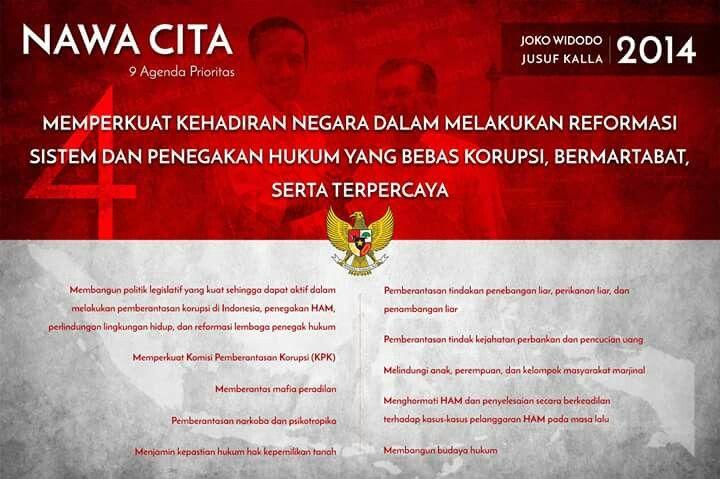 The Theoretical Nawa Cita