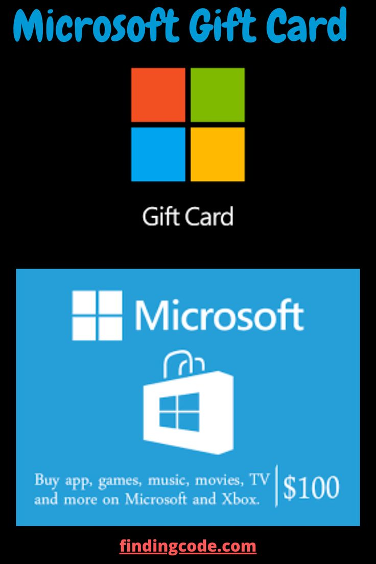 How do you get microsoft gift card in 2020 amazon gift