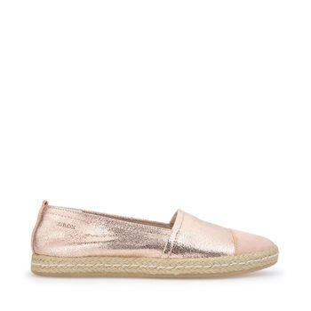 Buy Modesty women's slip on in gold. Shop now at Geox.com. Free and easy returns!