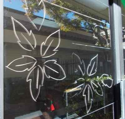 So, you want to Paint Holiday Windows? How to Guide to Sketch Up and Paint for the Holidays
