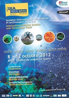 Marque Bretagne / Brest Métropole Océane / Edition - Flyer / 2012