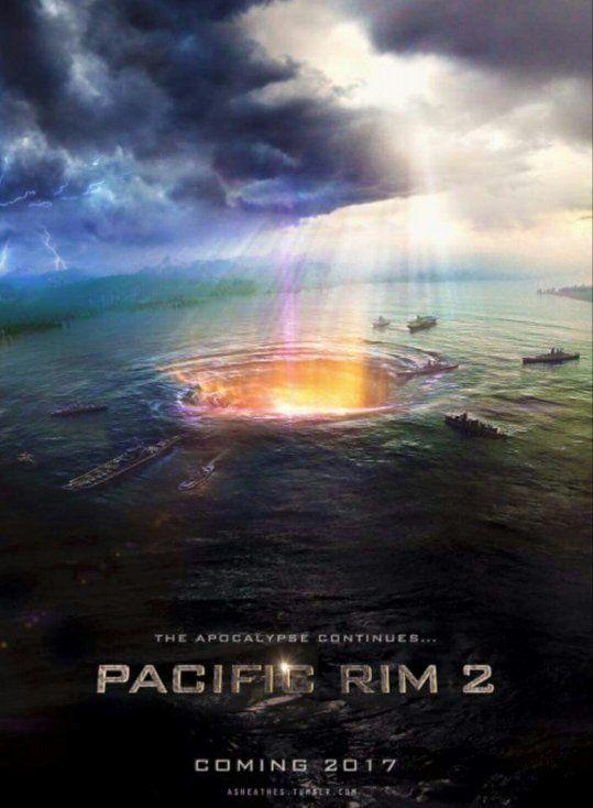 Pacific Rim: Uprising Movie