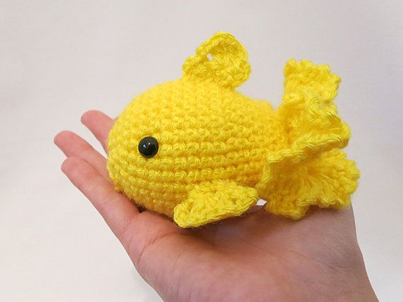 Fancy Goldfish Amigurumi By Kate Wood : 430 best images about amigurimi on Pinterest Free ...