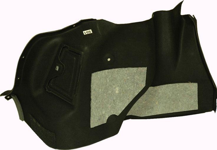 Gepäck Side Auto teppich