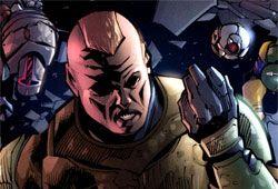 Yaga Auches est un Mandalorien qui trahit son peuple durant la Bataille de Botajef et qui devint Mandalore après avoir diffamé l'unique témoin de ses crimes, Hondo Karr