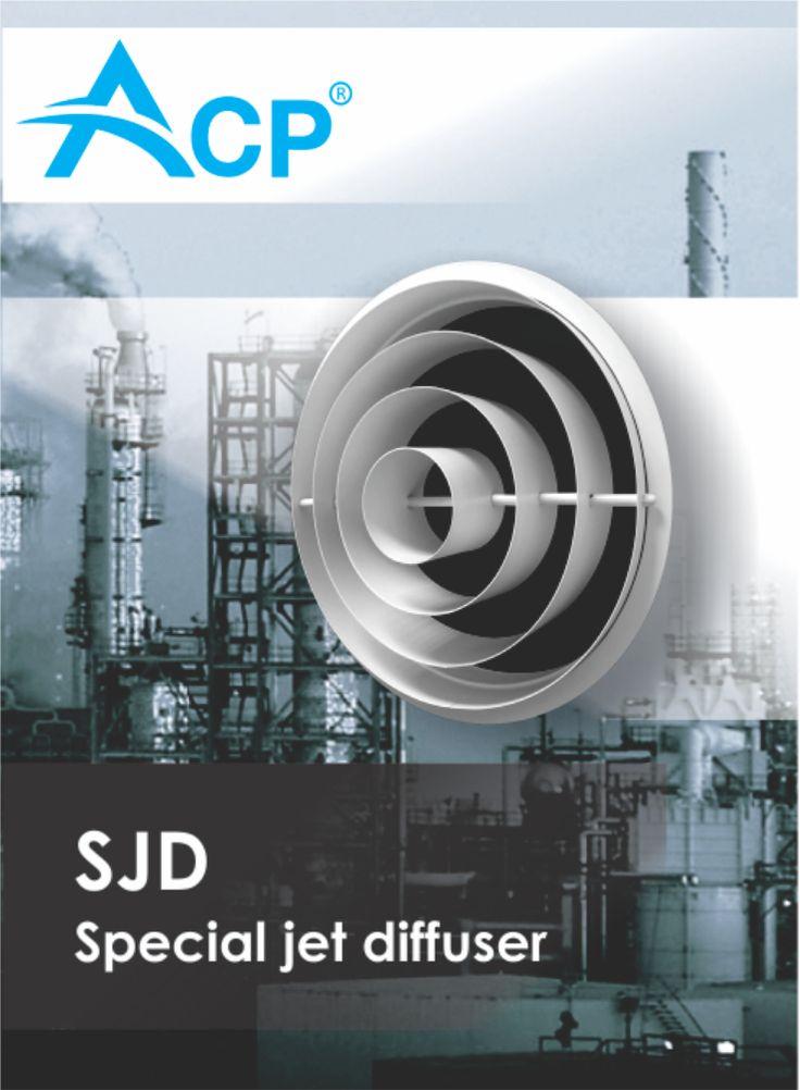 Special jet diffuser SJD