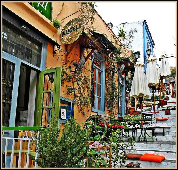 Plaka...Athens...