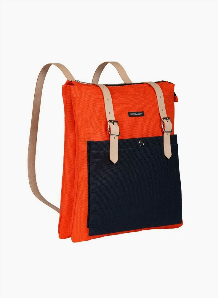"""Eppu"" backbag Marimekko 2014"