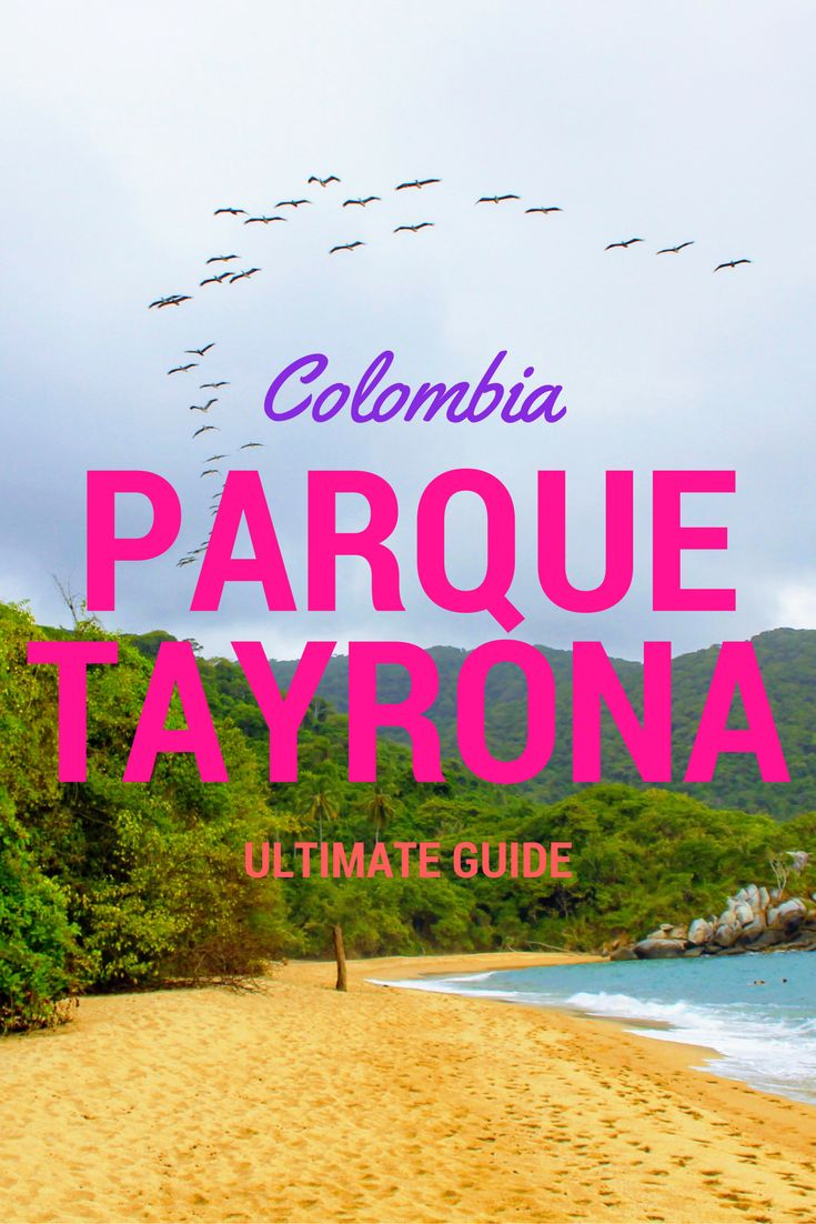 Parque Tayrona - Colombia - Ultimate Guide - Only Once Today