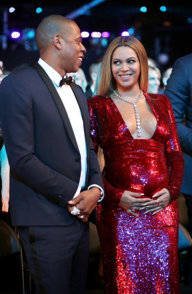 Beyonce and Jay have yet to reveal the gender, or names, of their twins