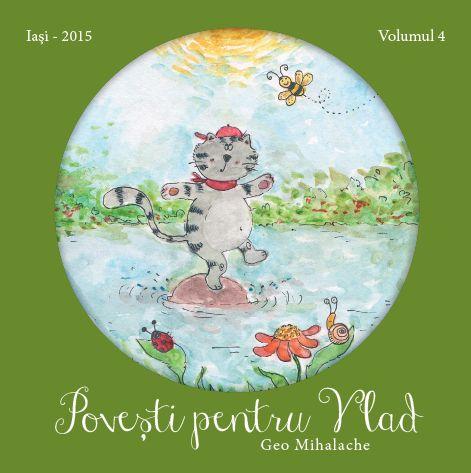 Povesti pentru Vlad - cover vol.4