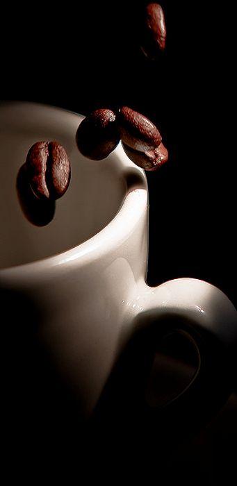 Love coffee...