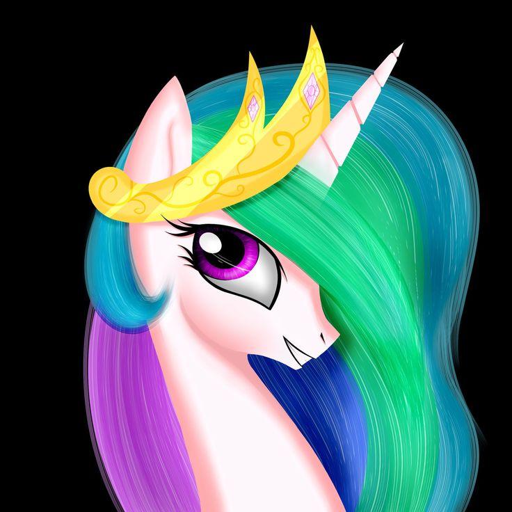 все красивые картинки пони для