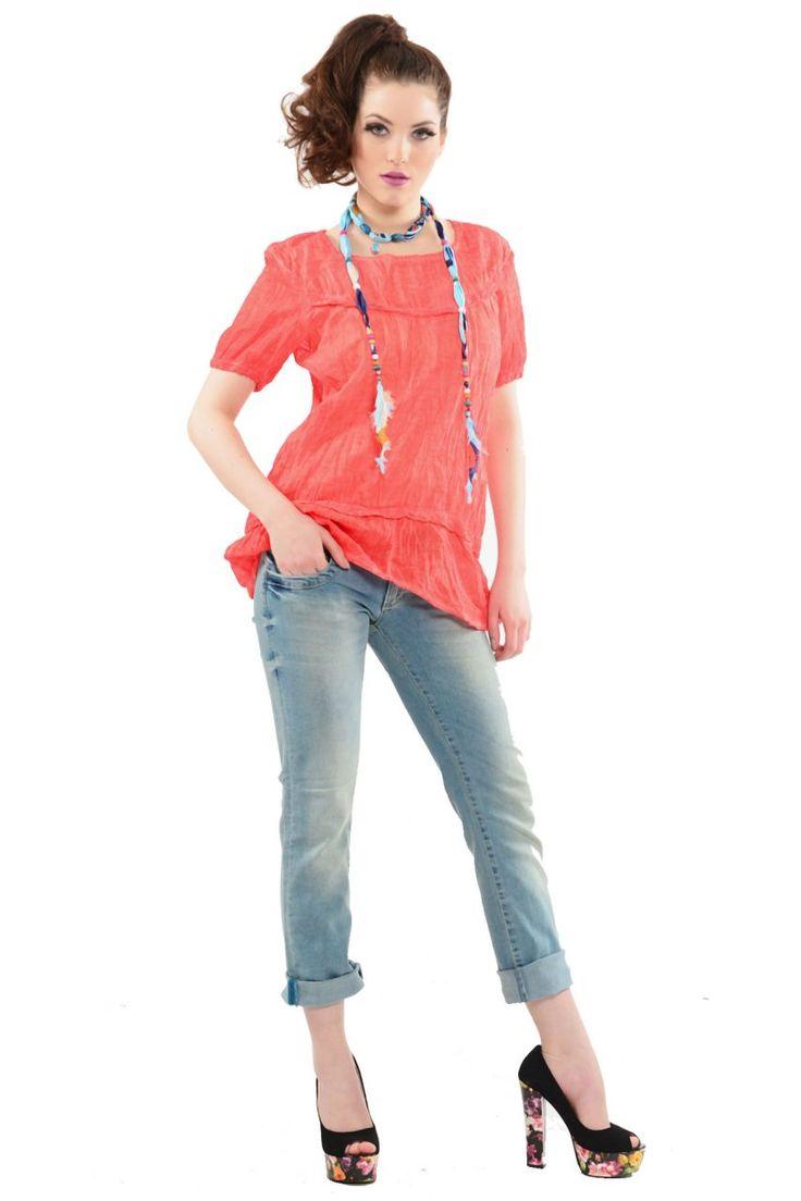 Otantik Zara Bluz Modelleri - Kadın Giyim