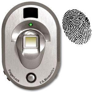 Fingerprinting helps stop overtanning.