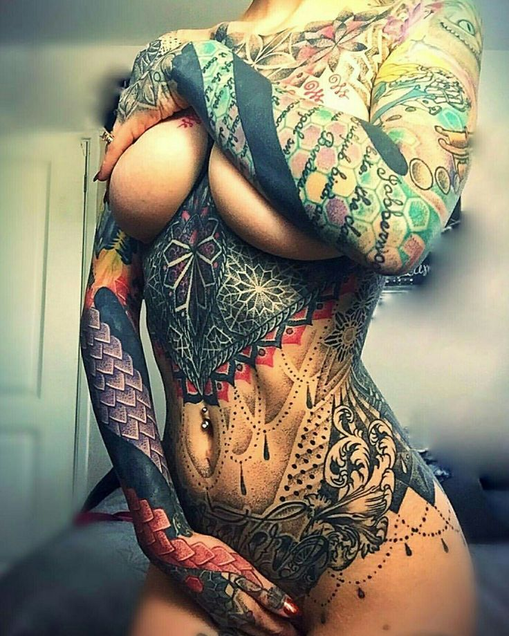 Amusing opinion Naked women ass tattoos can