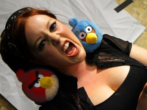 Adele PARODY ft. Angry Birds! Key of Awesome #38 @AbdulAziz Bukhamseen @Fatmah Al-Qadfan @Patrick Semaan