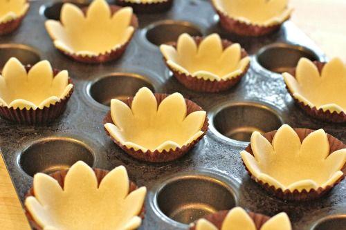 thanksgiving deserts   Thanksgiving Dessert Ideas – Individual Pumpkin Pies