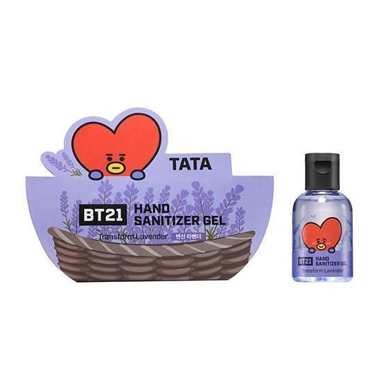 Cokodive Tata Bt21 Hand Sanitizer Gel Hand Sanitizer Sanitizer Gel