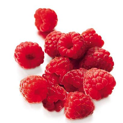 Raspberries top the berry list with eight grams of fiber and only 60 calories per one cup serving.