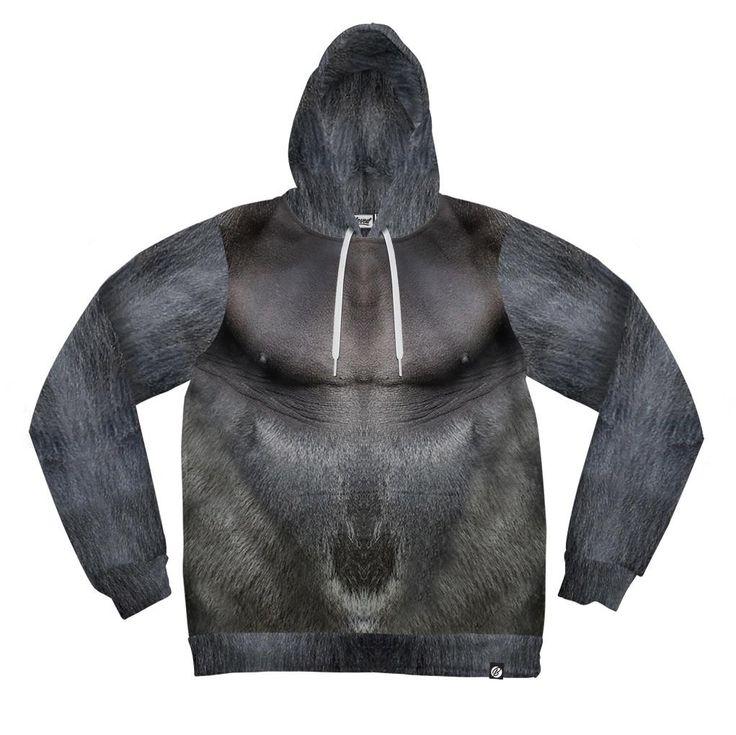 Gorilla Suit Hoodie