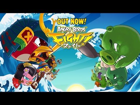Angry Birds Fight! - iOS / Android - HD Gameplay (Livestream) - YouTube