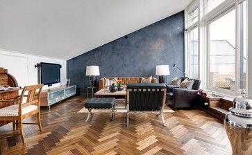 Skovin Royal fiskeben contemporary-living-room