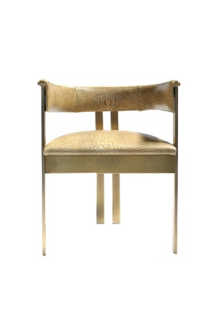 Accent chair - Contemporary Designer Home Décor Accessories by Kelly Wearstler