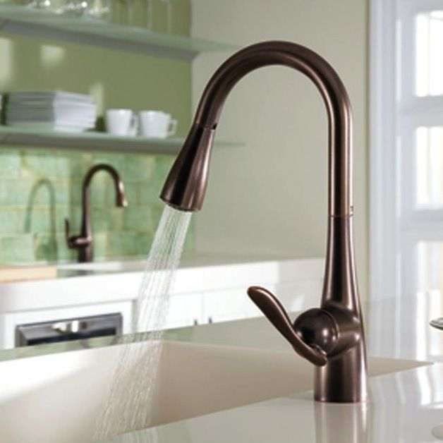 12 best kitchen faucets images on Pinterest | Kitchen remodeling ...
