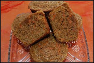 """Tyler's """"Healthy Junk Food"""" Carrot-Applesauce Muffins - Real Food Outlaws"""