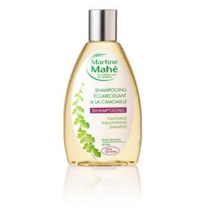 martine mah shampoing claircissant la camomille 200ml - Coloration Martine Mah