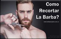 Como recortar la barba? Consejos de como cuidar la barba. Christian Diaz by. Belleza Capilar Buenos Aires - (011)153.052.6190