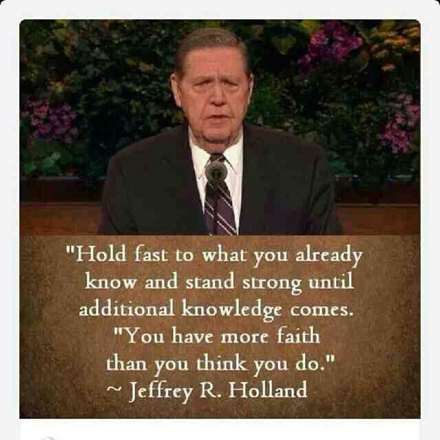 Elder Holland Good Things To Come Quote: 580 Best Images About Living Prophets & Apostles On Pinterest
