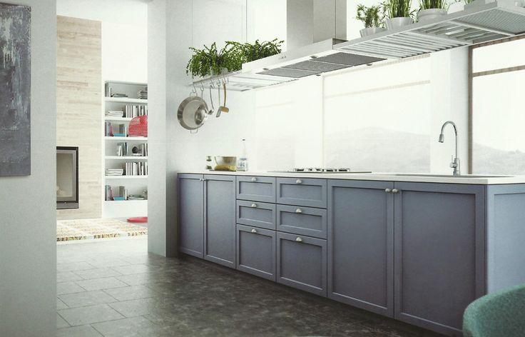 7 best Cocinas Clásicas images on Pinterest | Cocinas clasicas ...