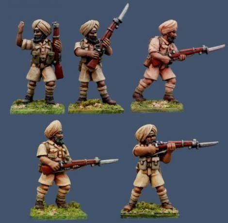 Sikh Rifles