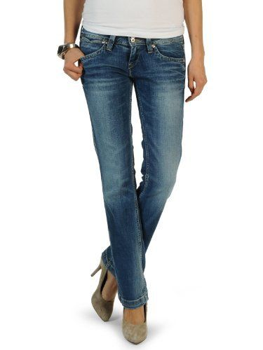 Pepe Jeans Damen BANJI Straight Fit (Gerades Bein)
