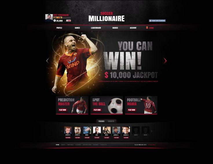 Soccer Millionaire Fantasy sports