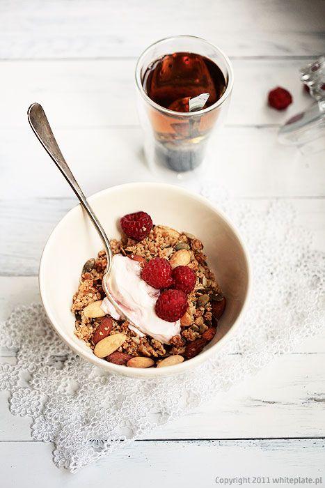 White Plate: Śniadanie i podwieczorek