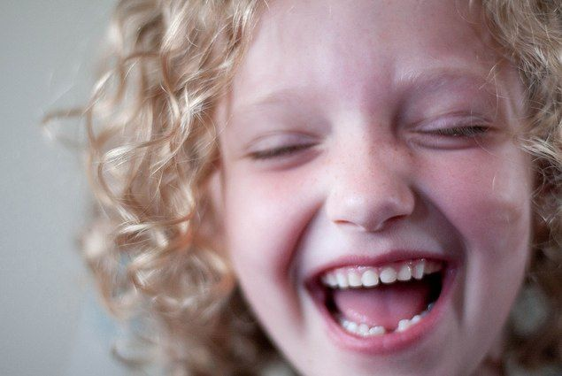 Tips For Curly Headed Kids.