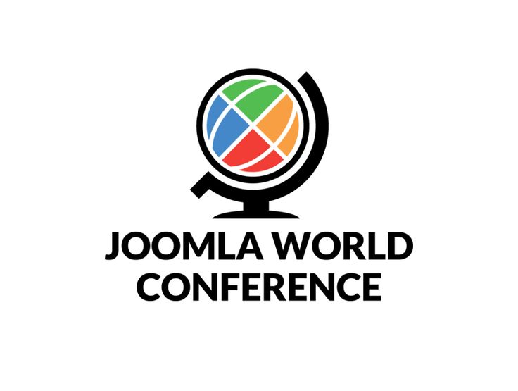 #Joomla World Conference logo