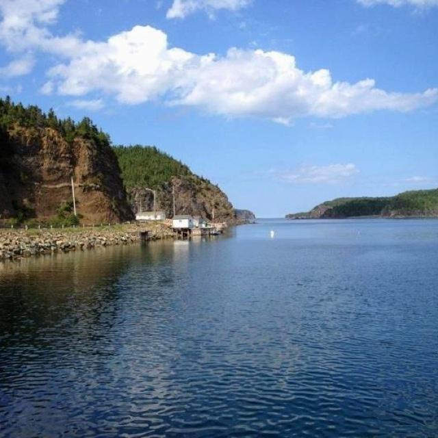 Corner Brooke Newfoundland  <3