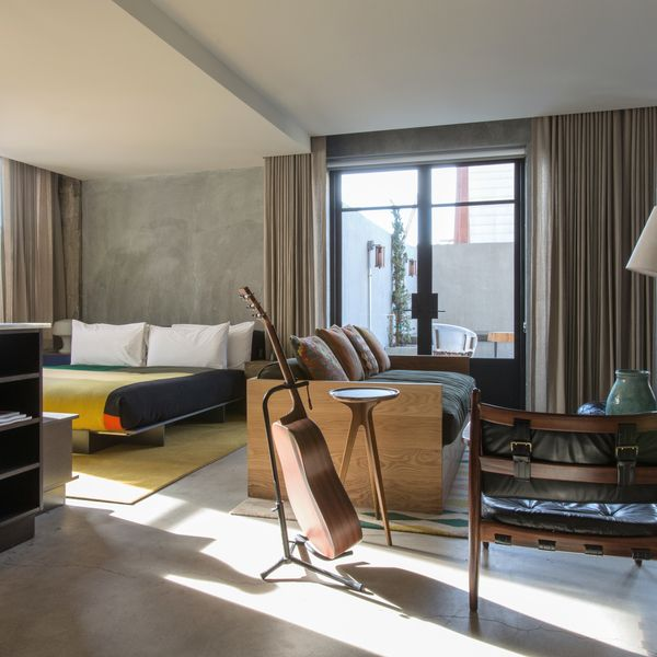 Check out this slideshow Ace Hotel Downtown Los Angeles in this list The Best Hotels in Los Angeles