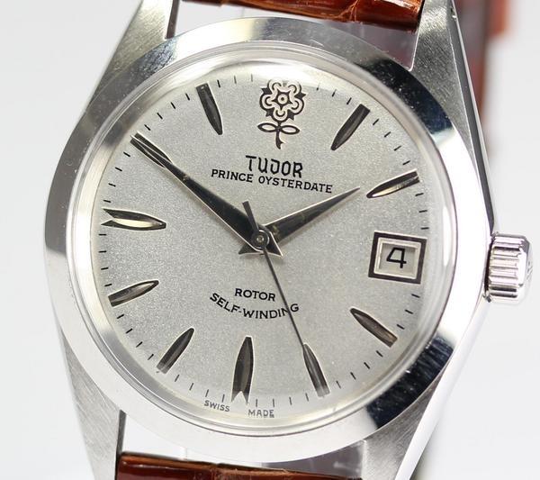 Tudor 【TUDOR】チュードルデカバラref.7964自動巻きメンズ 時計 Watch Antique ¥68000yen 〆05月18日