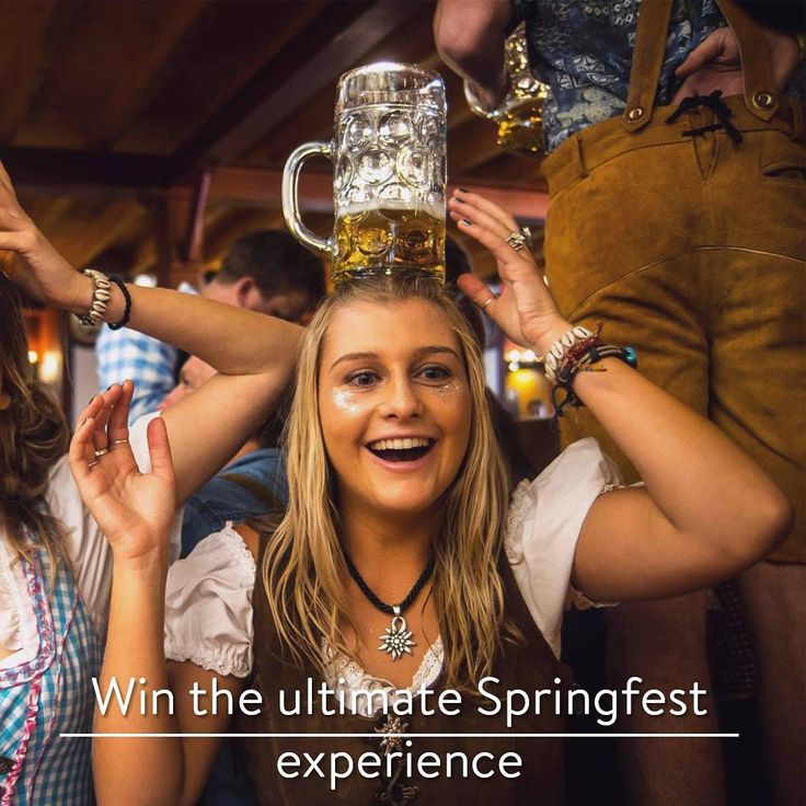 Win a Glamping Package for 2 to Springfest Frühlingsfest 2017 in Munich>> Enter by 15/3/17  https://www.theprizefinder.com/competitions/win-glamping-package-2-springfest-fruhlingsfest-2017-munich