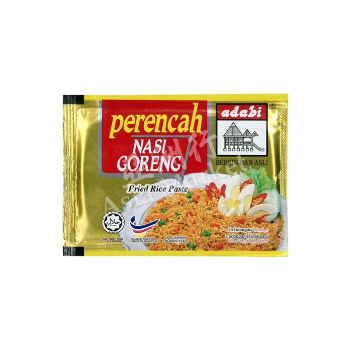 Adabi Perencah Nasi Goreng Fried Rice Paste 30g Fried Rice