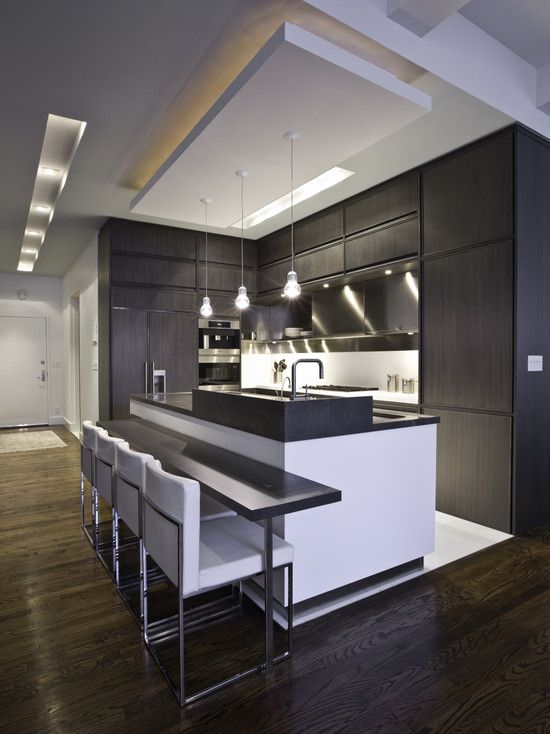 Contemporary Kitchen Design, Pictures, Remodel, Decor and Ideas